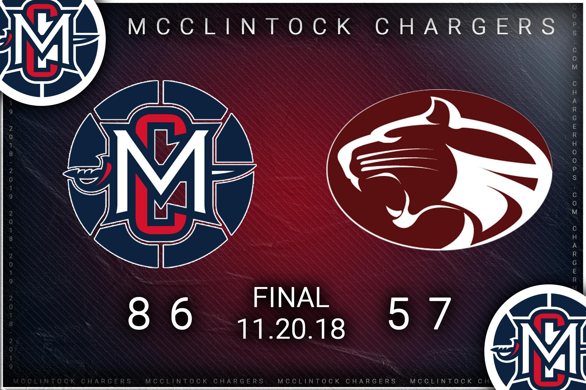 McClintock vs Mtn. Ridge