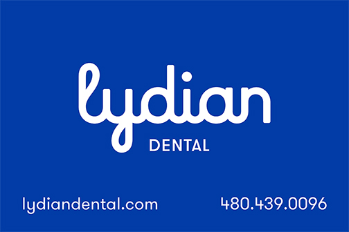 Lydian Dental Website